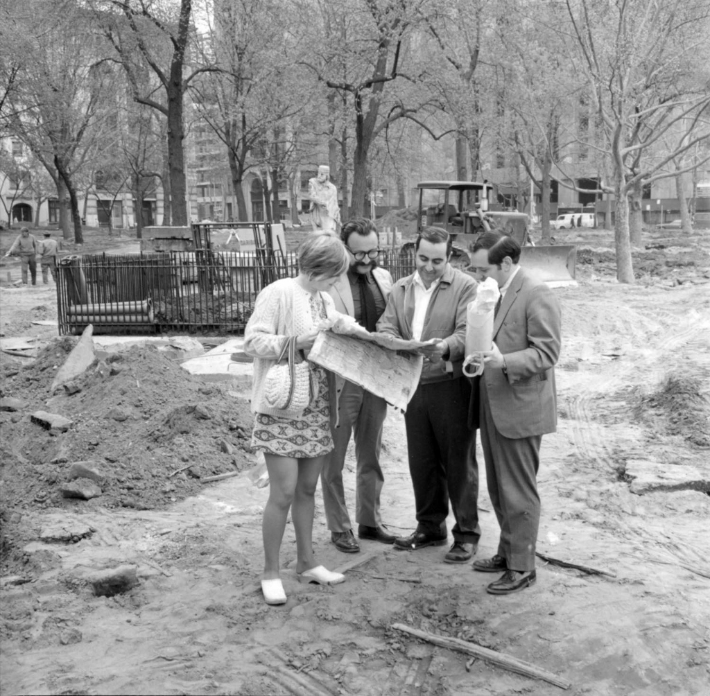 40508_1_1970-04_Relocation-of-the-Garibaldi-monument-in-Washington-Square-Park-glass-vessel-Italian-newspaper-found.jpg